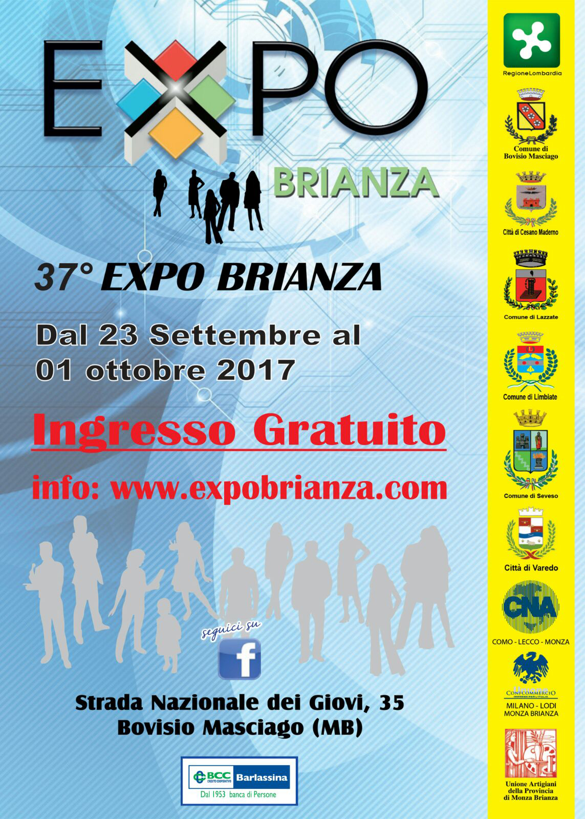 expo brianza 2017 locandina